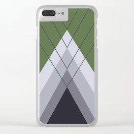 Iglu Kale Clear iPhone Case
