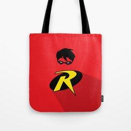 Robin Super Hero Tote Bag