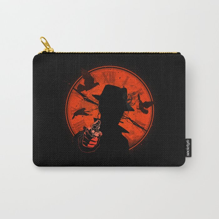 The Time Has Come Carry-All Pouch