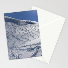 Tracks On Tincan Stationery Cards
