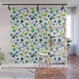 Microbiology - Color Wall Mural