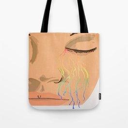 Chromatic Lamentations Tote Bag
