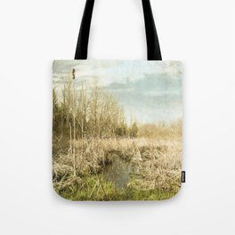 Peace and Solitude.   Tote Bag