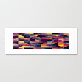 Geometric II Canvas Print