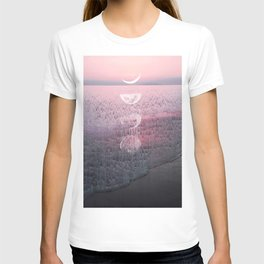 Glitches at Sunset T-shirt