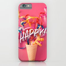 Happy! iPhone 6 Slim Case