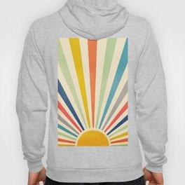 Sun Retro Art III Hoody