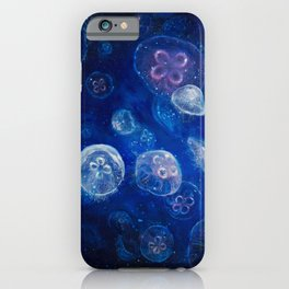 It's Jellyfishing Outside Tonight iPhone Case