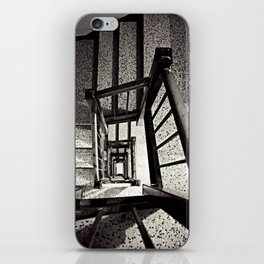 Going Down iPhone Skin