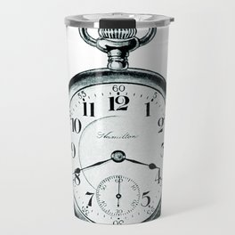 Pocket watch Travel Mug