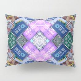 Hong Kong Kaleidoscope 03 Pillow Sham