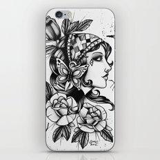 Gipsy Girl - TATTOO iPhone & iPod Skin