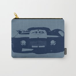 SHELBY DAYTONA 48 CHROMATIC BLUE Carry-All Pouch