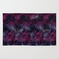 Purple space Rug
