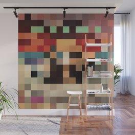 Pixel Paak Wall Mural