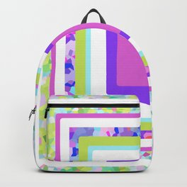 Colourful Layers Backpack