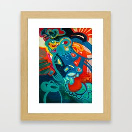 High Impact Framed Art Print