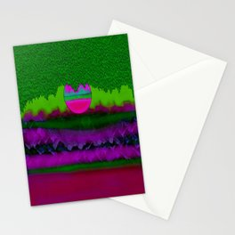 Moony day Stationery Cards