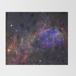 Star Field Throw Blanket