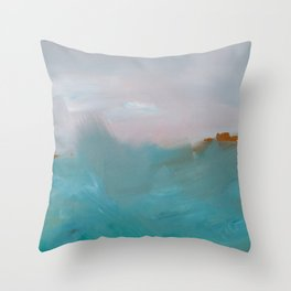 Paklinkski Otoci, Croatia Throw Pillow