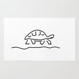 tortoise reptiles tank Rug