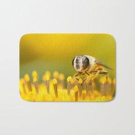 Pollen Feast Bath Mat