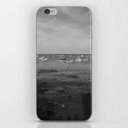 From the Shore - Plymouth Massachusetts Shoreline iPhone Skin