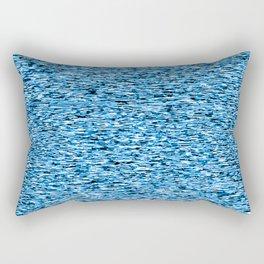 Light Rain Rectangular Pillow