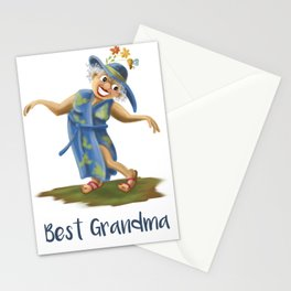 Best Grandma Stationery Cards