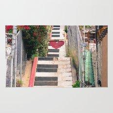 Piano <3 Staircase Rug