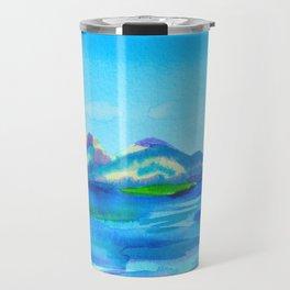 Blue View Travel Mug