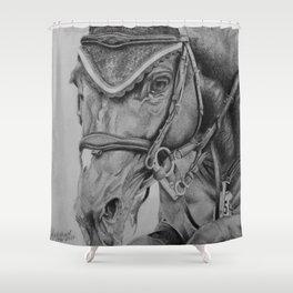 Hickstead Shower Curtain