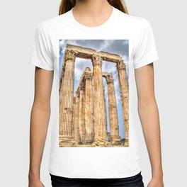 Temple of Zues T-shirt