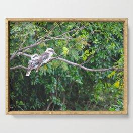 Kookaburras Serving Tray