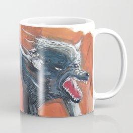 angry dog Coffee Mug
