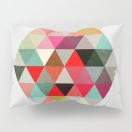 Geo Hex 03. Pillow Sham