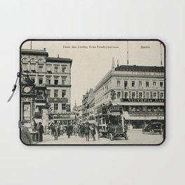 1900s Berlin Unter Den Linden Laptop Sleeve