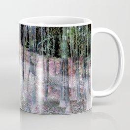 Foggy Woods Coffee Mug