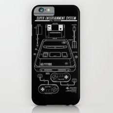 SNES PAL Slim Case iPhone 6s