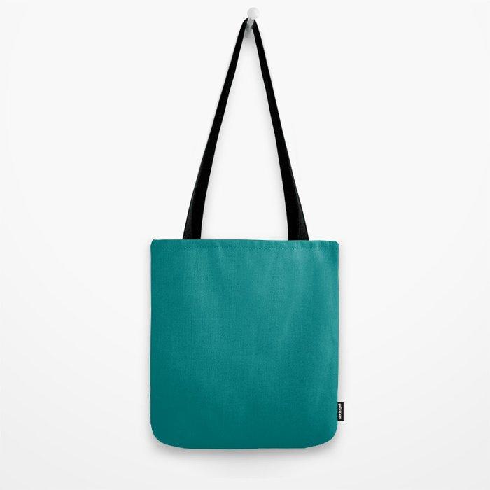 (Teal) Tote Bag