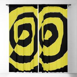 La Momia Dorada Blackout Curtain