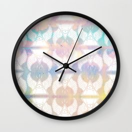 Were Always Watching Wall Clock