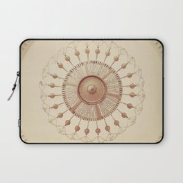 French Chandelier Laptop Sleeve