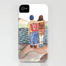 Adventure Buddy Slim Case iPhone (4, 4s)