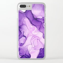M I S S I O N Clear iPhone Case