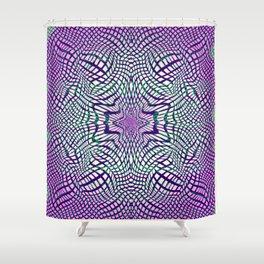 5PVN_5 Shower Curtain