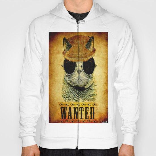 Cat Wanted Hoody