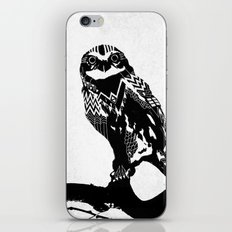Tribe of the Owl iPhone & iPod Skin