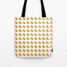 Pixel Taco Tote Bag