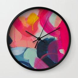 Little Loops Wall Clock